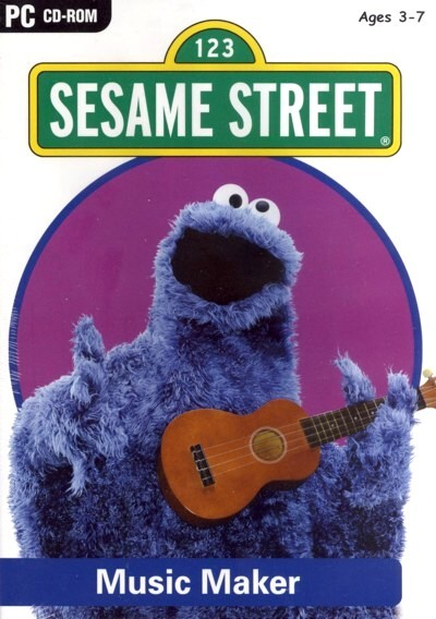 Sesame Street - Music Maker for PC Games