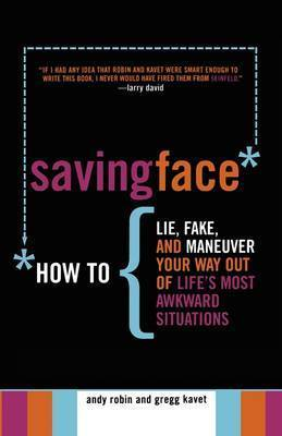 Saving Face by Andy Robin