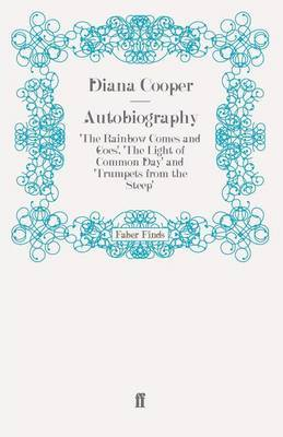 Autobiography by Diana Cooper image
