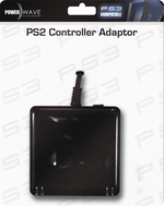 Powerwave Playstation 3 PS3/ PS2 Controller Converter for PS3