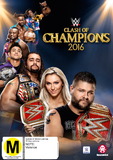 WWE: Clash Of Champions 2016 DVD