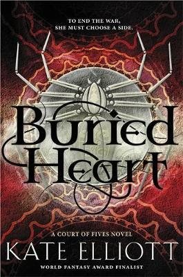 Buried Heart by Kate Elliott image