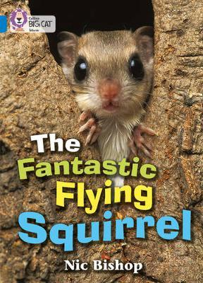 The Fantastic Flying Squirrel by Nic Bishop