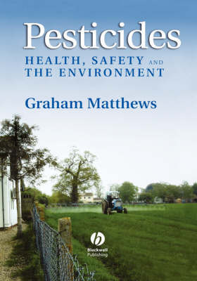 Pesticides by G.A. Matthews image