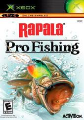 Rapala's Pro Fishing for Xbox