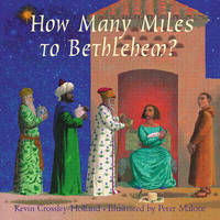 How Many Miles to Bethlehem? by Kevin  Crossley-Holland image