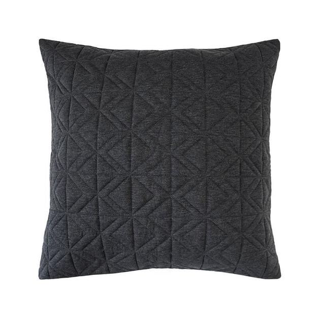 Bambury Quilted Euro Pillow Case (Cisco)