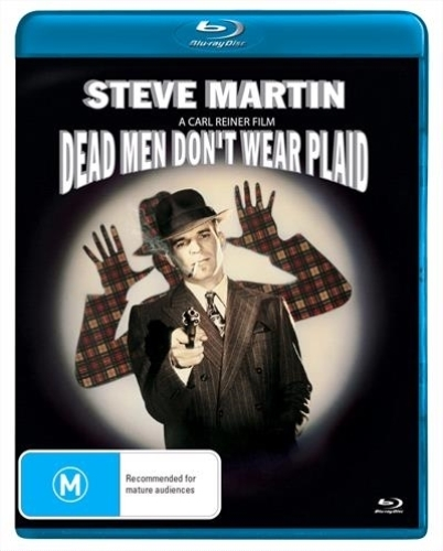 Dead Men Don't Wear Plaid on Blu-ray