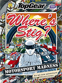 Where's Stig: Motorsport Madness by Rod Hunt