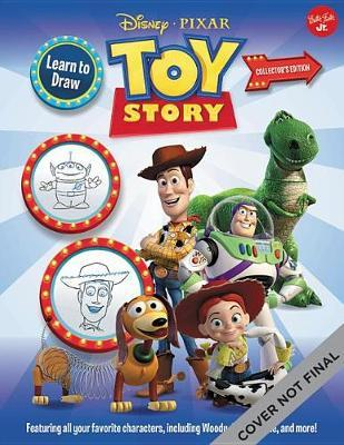 Learn to Draw Disney/Pixar Toy Story by Walter Foster Jr Creative Team