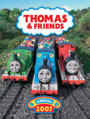 Thomas and Friends Annual: 2007 image