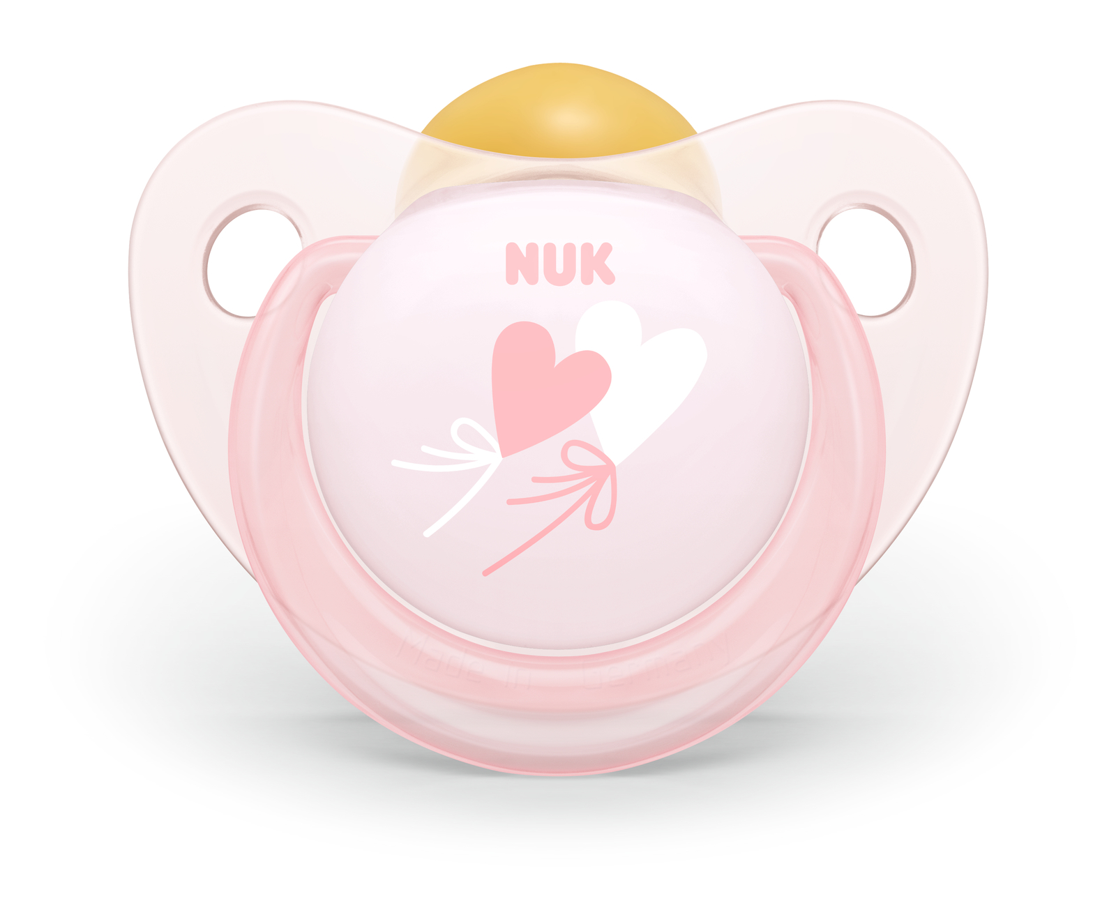 NUK: Latex Soothers Baby image