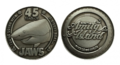 Jaws: Collectible Coin - 45th Anniversary