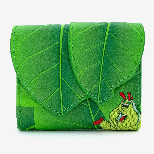 Loungefly: A Bugs Life - Leaf Flap Wallet