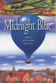 Midnight Blue: Winner of 1990 Smarties Children's Book Award by Pauline Fisk image
