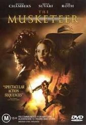 The Musketeer on DVD