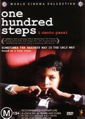 One Hundred Steps (I Cento Passi) on DVD