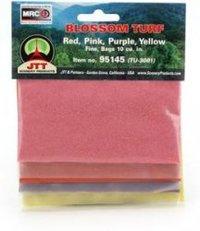 JTT Scenic Blossom Turfs Fine Multi-Colour