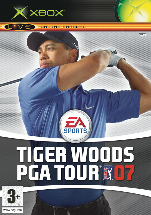 Tiger Woods PGA Tour 07 for Xbox