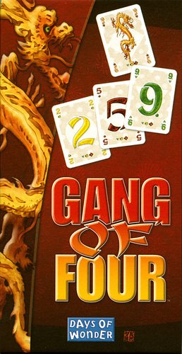 Gang of Four - card game