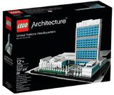 LEGO Architecture - United Nations Headquarters (21018)