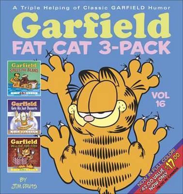 Garfield Fat Cat 3-Pack #16 by Jim Davis