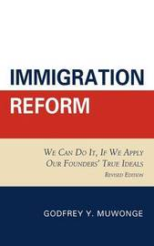 Immigration Reform by Godfrey Y. Muwonge image