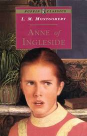 Anne of Ingleside by L Montgomery image