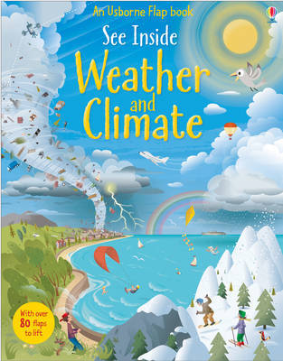 See Inside Weather & Climate by Katie Daynes image