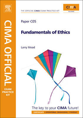 Fundamentals of Ethics, Corporate Governance and Business Law: C05 by Larry Mead image