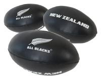 NZRU: AB Rugby Ball Classic Plush