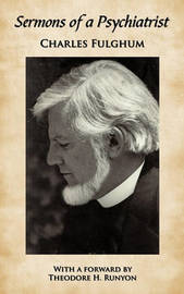 Sermons of a Psychiatrist by Charles Fulghum image