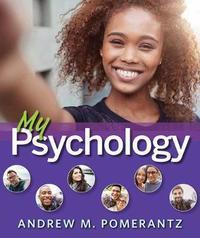 My Psychology by Andy Pomerantz