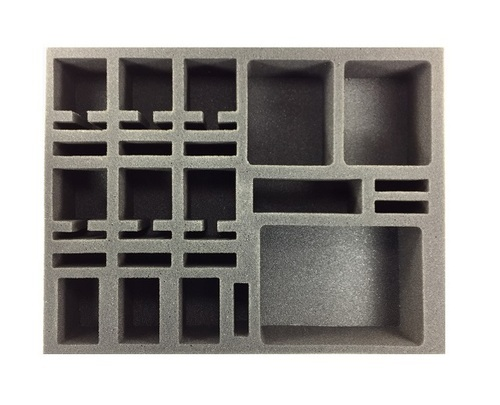 Battle Foam: Star Wars Generic - Small, Medium & Large Ship Foam Tray (BFL-2.5) image