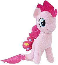 My Little Pony: Sea-Pony Plush - Pinkie Pie