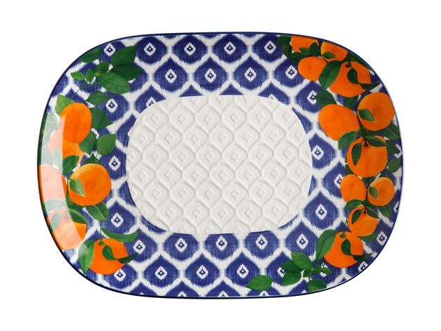 Maxwell & Williams: Positano Oblong Platter - Arancia