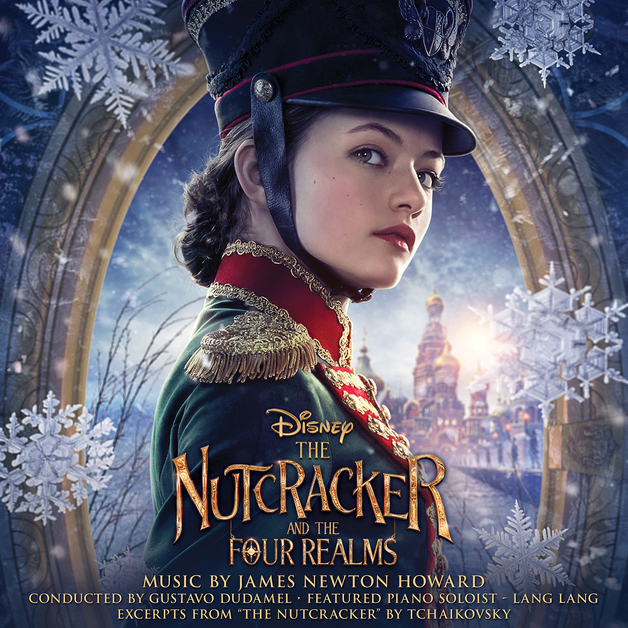 The Nutcracker and the Four Realms by James Newton Howard