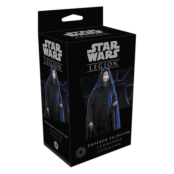 Star Wars: Legion Commander Expansion - Emperor Palpatine