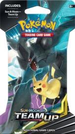 Pokemon TCG: Sun & Moon Team Up - Single Blister (10 Cards)