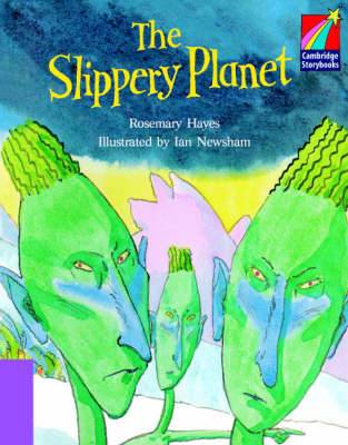 The Slippery Planet ELT Edition by Rosemary Hayes image