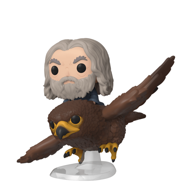 Lord of the Rings: Gwaihir (with Gandalf) - Pop! Ride Vinyl Figure