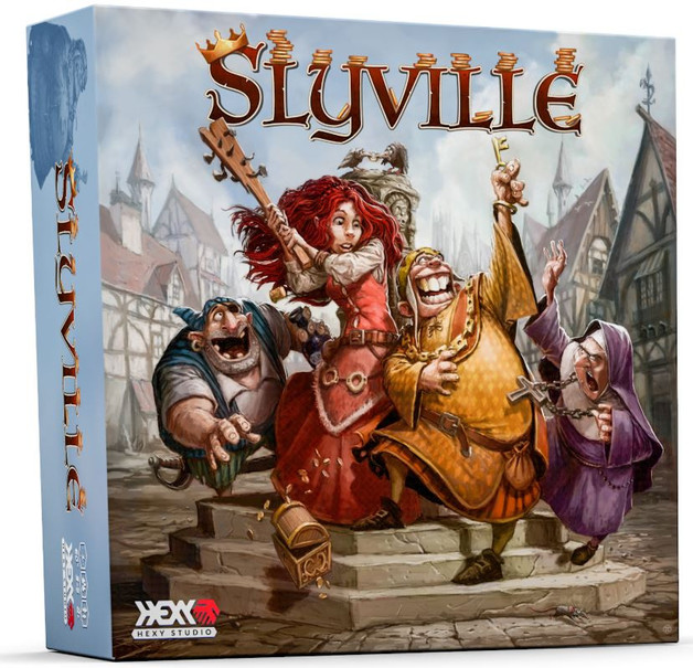 Slyville - Board Game