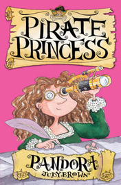 Pandora the Pirate Princess by Brown image