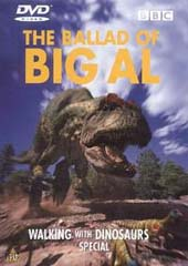 The Ballad of Big Al on DVD