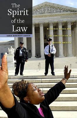 The Spirit of the Law by Sarah Barringer Gordon image