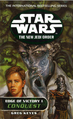 Star Wars: The New Jedi Order - Edge Of Victory Conquest by Greg Keyes image