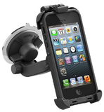 LifeProof Suction Cup Mount for iPhone 5 (Black)