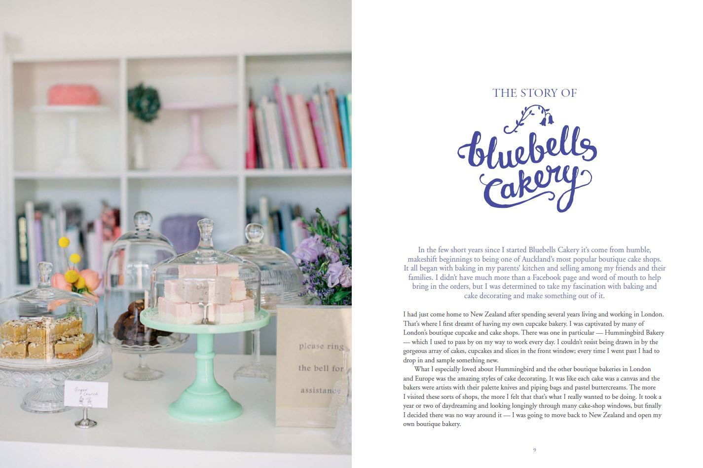 Bluebells Cakery by Karla Goodwin image