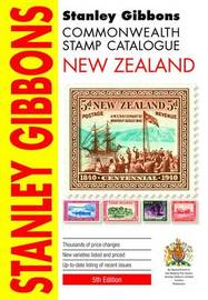 New Zealand & Dependencies by Stanley Gibbons