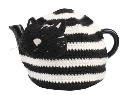Colin the Cat Tea Cosy image